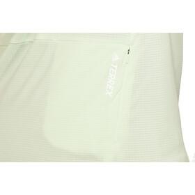 adidas TERREX Climachill - Camiseta Running Mujer - verde